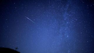 Μια ελληνική φωτογραφία από τη βροχή των Περσείδων «μάγεψε» τη NASA