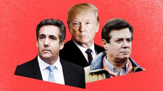 Πόσο κινδυνεύει ο Τραμπ από τις διώξεις κατά Κόεν και Μάναφορτ;