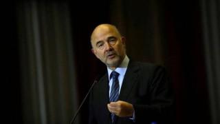 Μοσκοβισί: Η Ελλάδα μπορεί να παράγει πλεονάσματα και να συνεχίσει την ανάπτυξη και το 2019