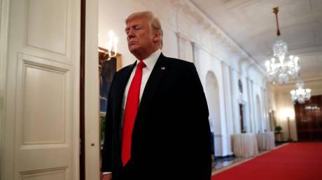 Τραμπ: Αν ποτέ καθαιρεθώ οι αγορές θα καταρρεύσουν