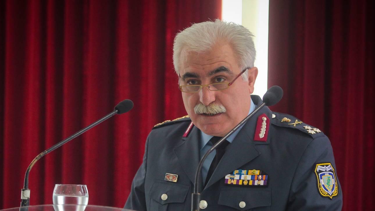 Νέες εντολές αρχηγού ΕΛ.ΑΣ: Στο δρόμο οι στρατηγοί της
