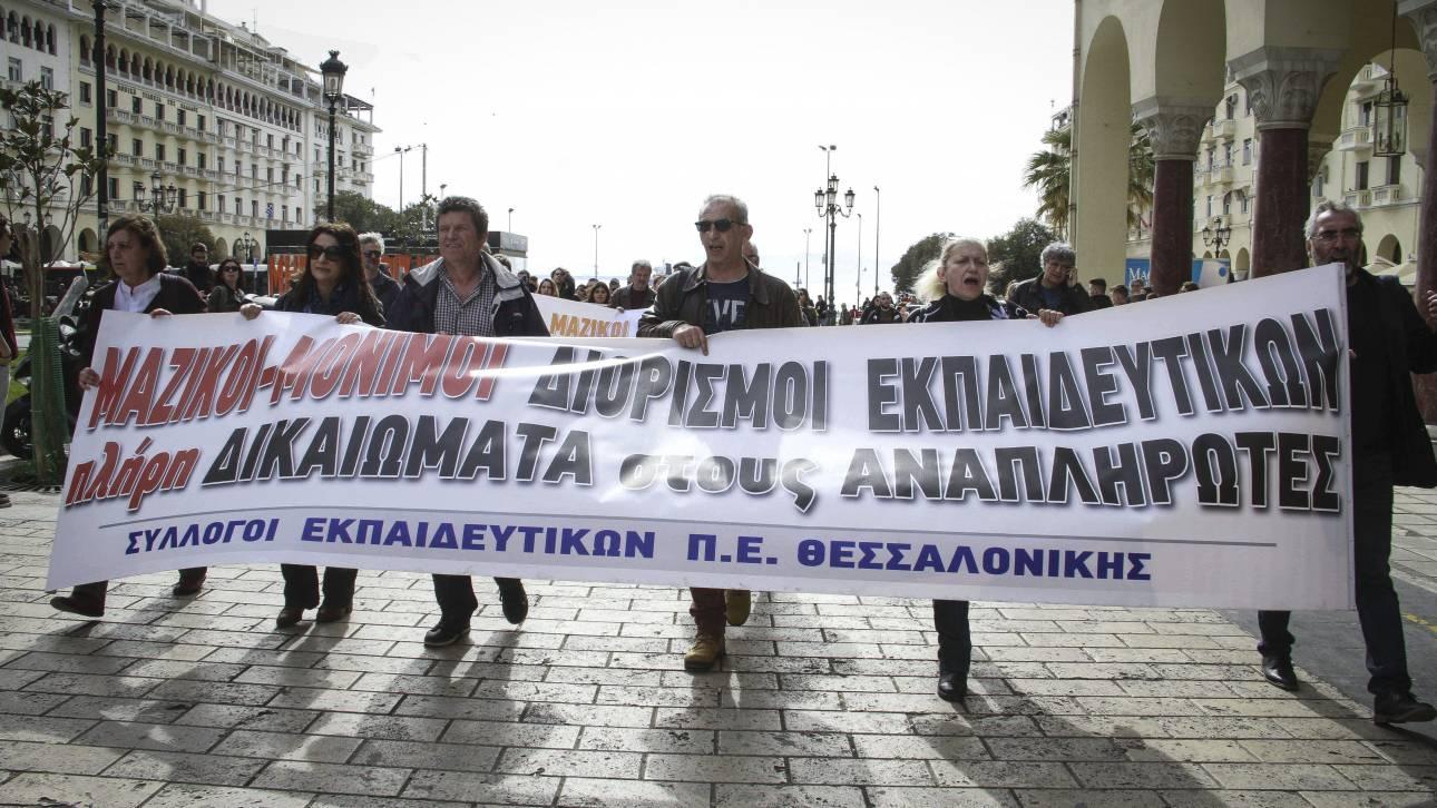 Σε κίνδυνο να βρεθούν και φέτος άστεγοι οι εκπαιδευτικοί – Τι λέει ο πρόεδρος της ΔΟΕ στο CNN Greece