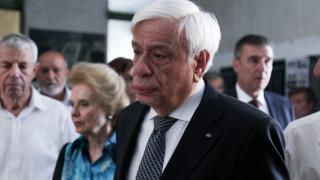 Παυλόπουλος: Επιτακτική ανάγκη της αρραγούς ενότητας