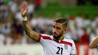 Το Ιράν ζητάει εξηγήσεις από διεθνή ποδοσφαιριστή για τα τατουάζ του