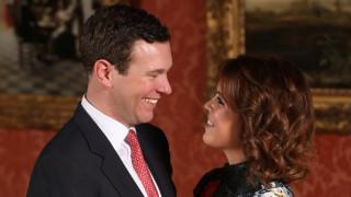 «Οργή» των Βρετανών για τον γάμο της πριγκίπισσας Ευγενίας
