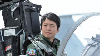 Η πρώτη γυναίκα πιλότος μαχητικών της Ιαπωνίας γράφει ιστορία λόγω Top Gun