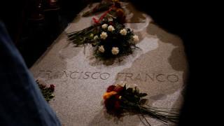H ισπανική κυβέρνηση ενέκρινε το διάταγμα για την εκταφή του δικτάτορα Φράνκο