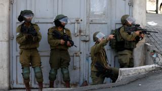 Ελεύθερος Παλαιστίνιος δημοσιογράφος που είχε συλληφθεί από τον ισραηλινό στρατό