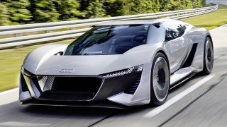 Αυτοκίνητο: To ηλεκτρικό super car Audi PB18 φτάνει τα 100 χλμ./ ώρα σε λιγότερα από 2 δεύτερα