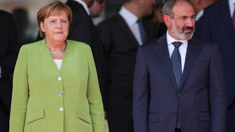 Μέρκελ: Οι θηριωδίες κατά των Αρμενίων δεν πρέπει να ξεχαστούν