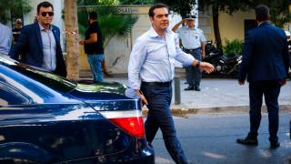 Τη Δευτέρα η συνεδρίαση της Κεντρικής Επιτροπής του ΣΥΡΙΖΑ
