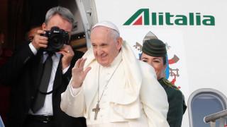 Διήμερη επίσκεψη του πάπα Φραγκίσκου στην Ιρλανδία