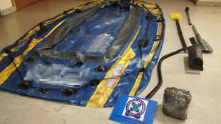 Σύλληψη δύο ανδρών που εισήγαγαν ηρωίνη από την Τουρκία στην Ελλάδα