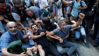 Τουρκία: Επεισόδια και χημικά σε διαδήλωση στην Κωνσταντινούπολη – Τουλάχιστον 20 συλλήψεις