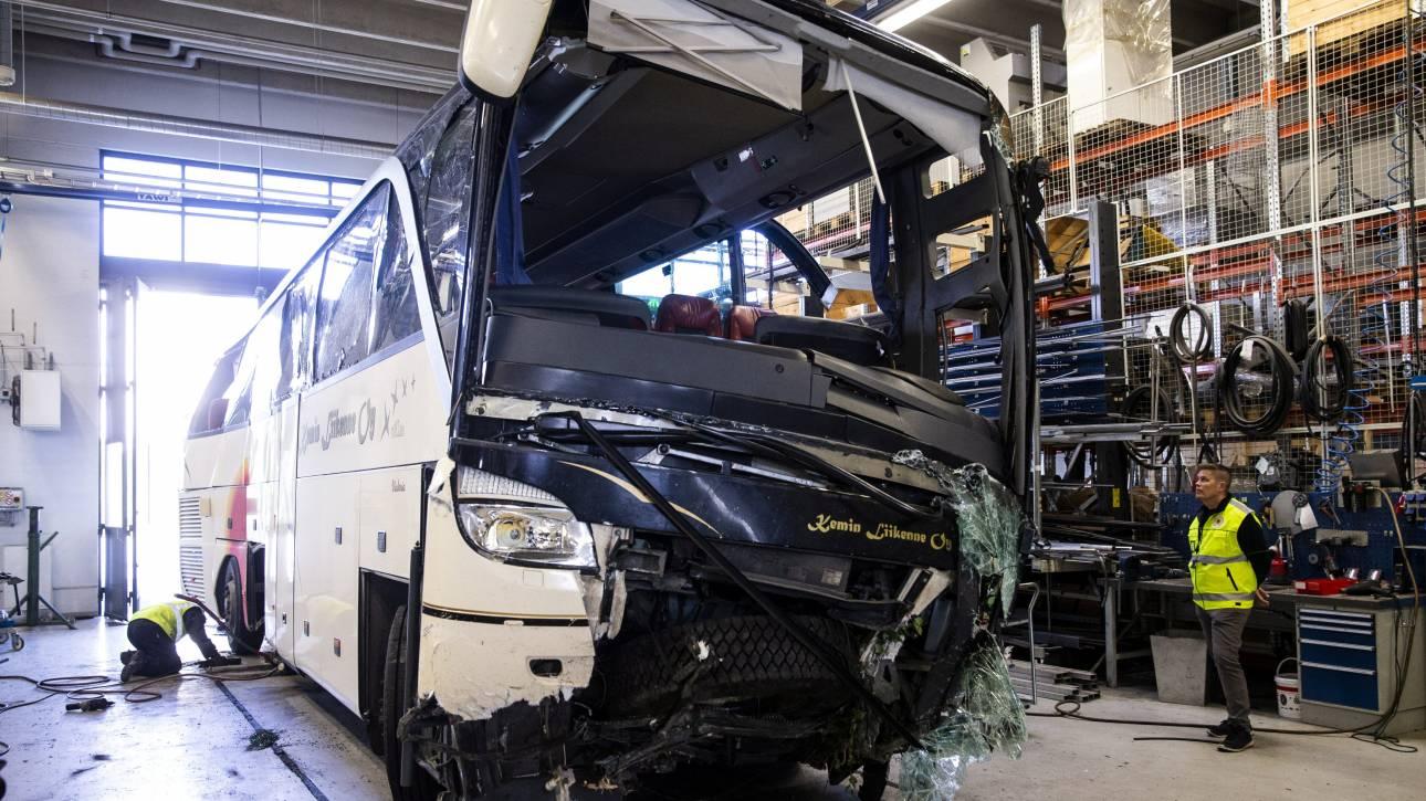 Ανατροπή λεωφορείου στη Βουλγαρία – Τουλάχιστον 15 νεκροί
