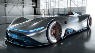To Vision EQ Silver Arrow μπορεί να είναι το επόμενο hyper car της Mercedes μετά τo Project One