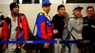 Το Περού σκληραίνει του όρους εισόδου των πολιτών της Βενεζουέλας