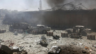 Αφγανιστάν: Δύο νεκροί από επίθεση βομβιστή-καμικάζι του ISIS στην Τζαλαλαμπάντ
