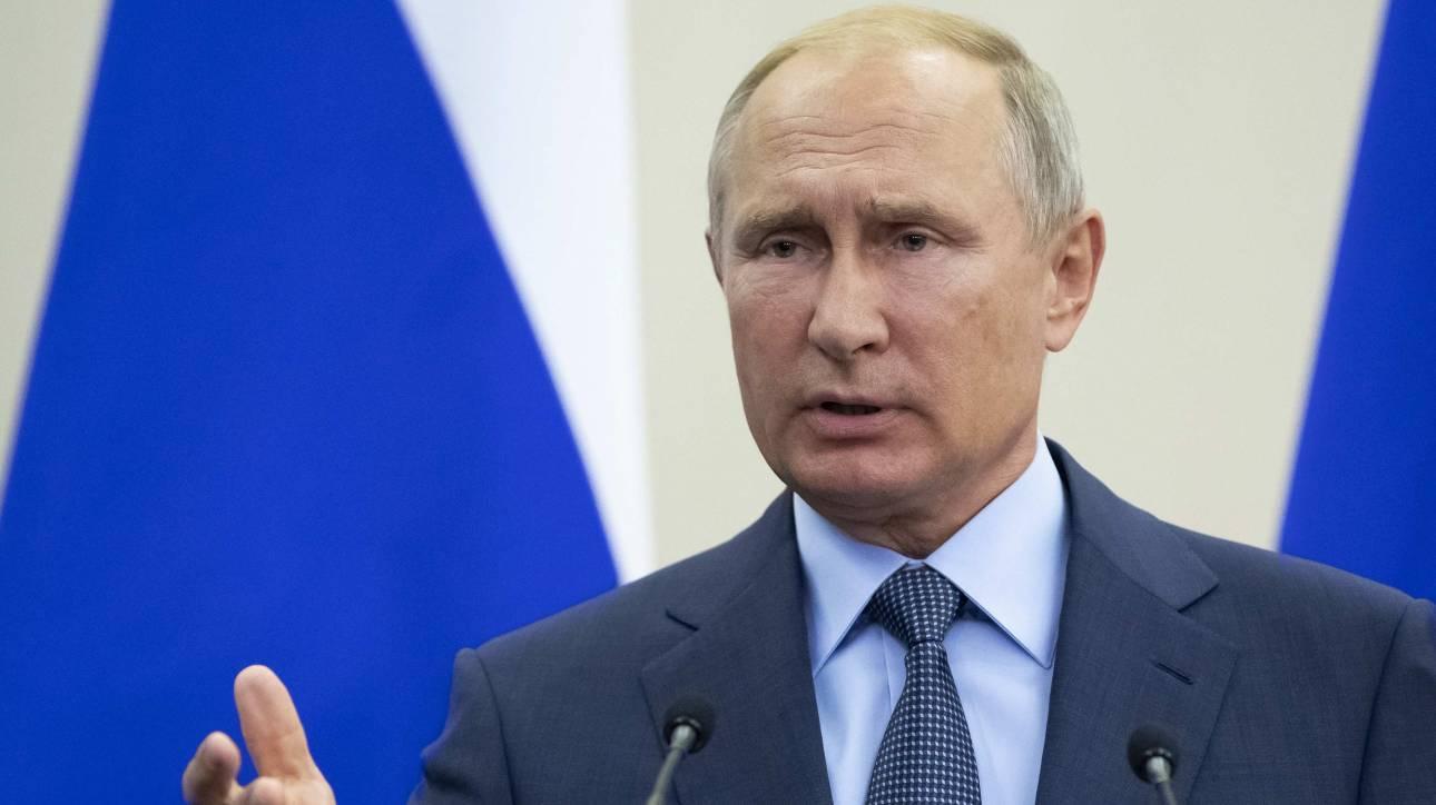 Η Ρωσία προειδοποιεί τις ΗΠΑ κατά των ριψοκίνδυνων πρωτοβουλιών στη Συρία