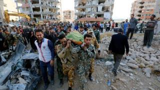 Νεκροί και εκατοντάδες τραυματίες από τον ισχυρό σεισμό στο Ιράν