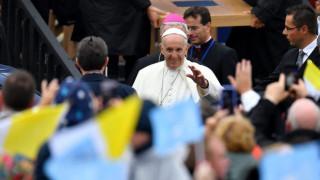 «Συγχώρεση από τον Κύριο» ζητά ο πάπας Φραγκίσκος για τις σεξουαλικές επιθέσεις