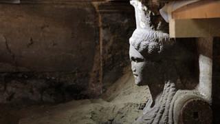 Αμφίπολη: Ανοίγει τις «πύλες» του ο τύμβος των… μυστηρίων