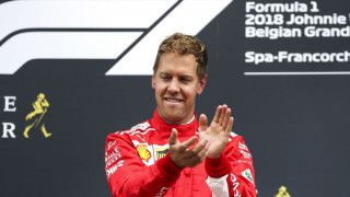Formula 1: Νικητής στο Σπα ο Φέτελ