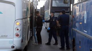 Θεσσαλονίκη: Δύο συλλήψεις για παράνομη μεταφορά δεκάδων αλλοδαπών