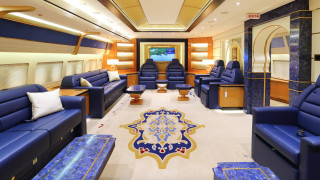 Super VIP στον αέρα: πωλείται το βασιλικό Boeing του Κατάρ