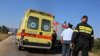 Θεσσαλονίκη: Καραμπόλα 12 οχημάτων στη γέφυρα Βούλγαρη