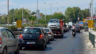 Κυκλοφοριακές ρυθμίσεις στη Λεωφόρο Ποσειδώνος - Ποιες είναι και ως πότε θα ισχύουν