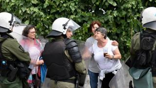 Κέρκυρα: Σοβαρός τραυματισμός κατοίκου σε επεισόδια στο ΧΥΤΑ Λευκίμμης