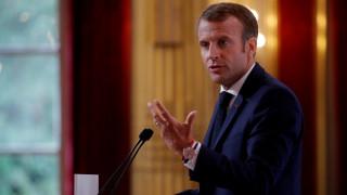 Μακρόν: Η Ευρώπη να μην βασίζεται πλέον στις ΗΠΑ για την ασφάλειά της