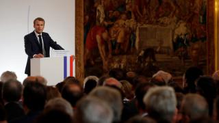 Μακρόν: Σύνοδος κορυφής για τη Μεσόγειο το καλοκαίρι του 2019