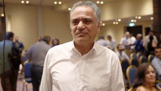 Ο Πάνος Σκουρλέτης ο νέος γραμματέας του ΣΥΡΙΖΑ