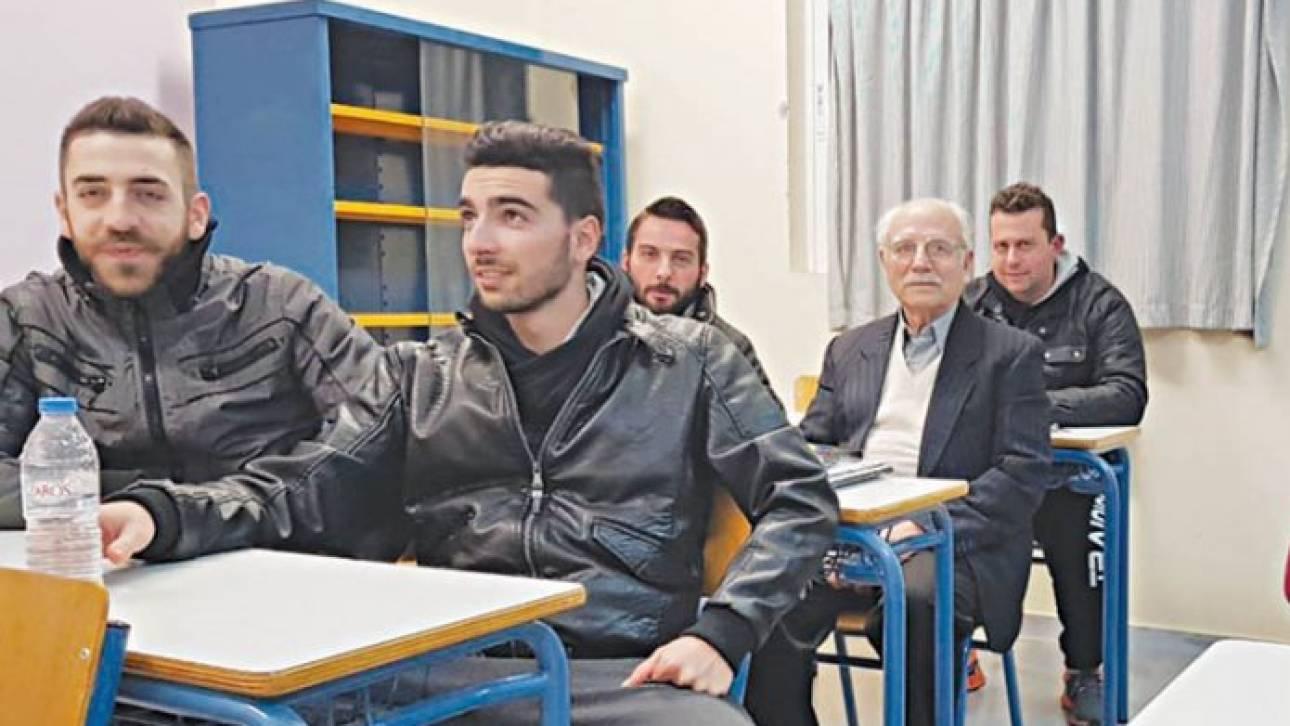 Φοιτητής στα 84: Πέρασε πρώτος στη σχολή του συνταξιούχος από την Κρήτη