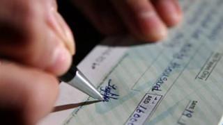 Αισθητή μείωση των ακάλυπτων επιταγών στο επτάμηνο 2018