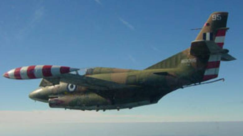 Πτώση αεροπλάνου της Πολεμικής Αεροπορίας
