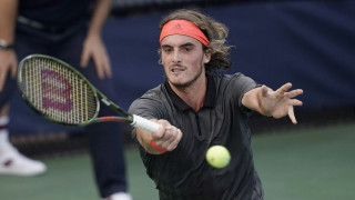 US Open: Στον Β' γύρο Τσιτσιπάς και Σάκκαρη