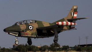 Πτώση αεροσκάφους T2: Ποιο ήταν το εκπαιδευτικό αεροπλάνο που κατέπεσε