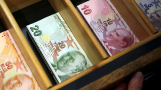 Η τουρκική λίρα υποχωρεί έναντι του δολαρίου