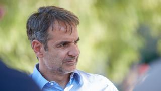 Θερμά συλλυπητήρια Κ.Μητσοτάκη για τον θάνατο του επισμηναγού Ν.Βασιλείου