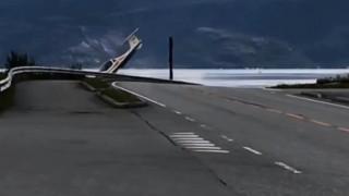 Η στιγμή της προσγείωσης μικρού αεροσκάφους που… πήγε λάθος