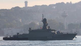 Ενισχύθηκε η στρατιωτική παρουσία της Ρωσίας ανοικτά της Συρίας