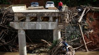 Πουέρτο Ρίκο: 2.975 νεκροί από τον σαρωτικό τυφώνα Μαρία το 2017
