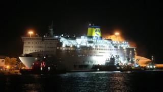Ολονύχτιο θρίλερ για τους επιβαίνοντες του πλοίου «Ελ. Βενιζέλος»