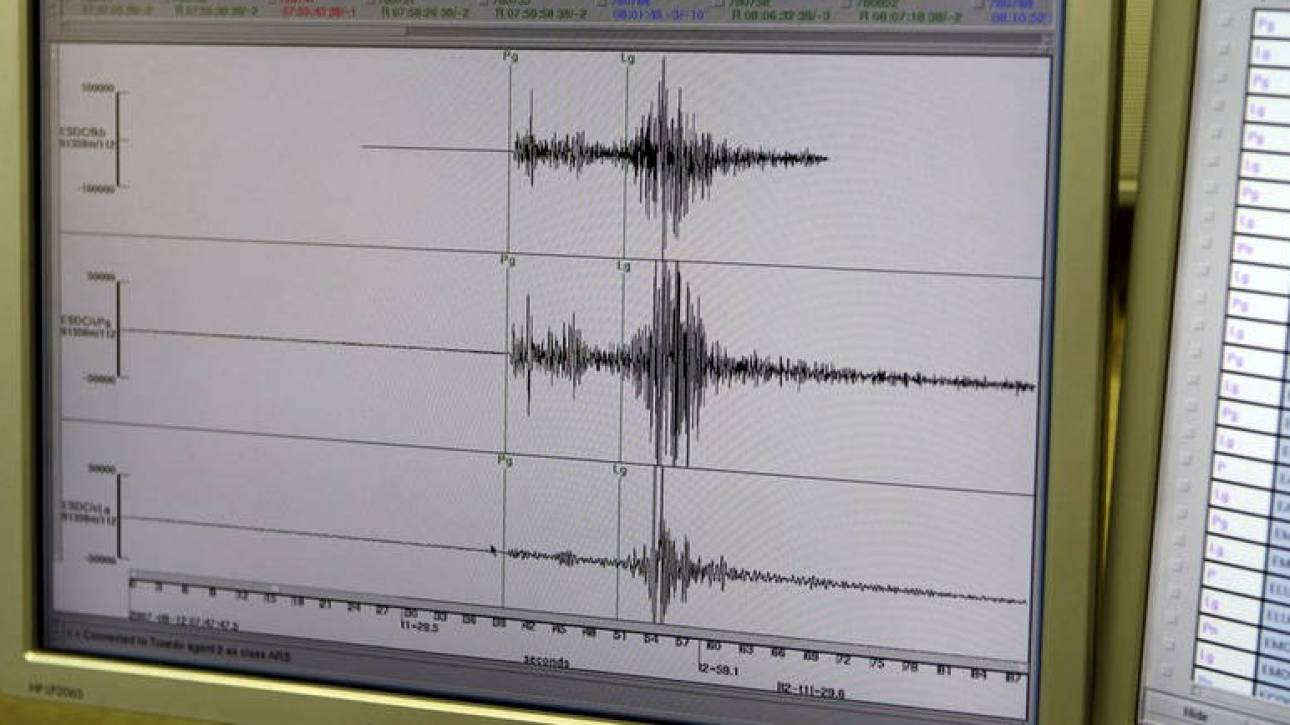 Ισχυρός σεισμός κοντά στη Νέα Καληδονία