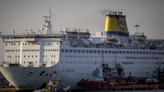 «Ελευθέριος Βενιζέλος»: Το «ευχαριστώ» της πλοιοκτήτριας εταιρείας σε όσους βοήθησαν στη φωτιά