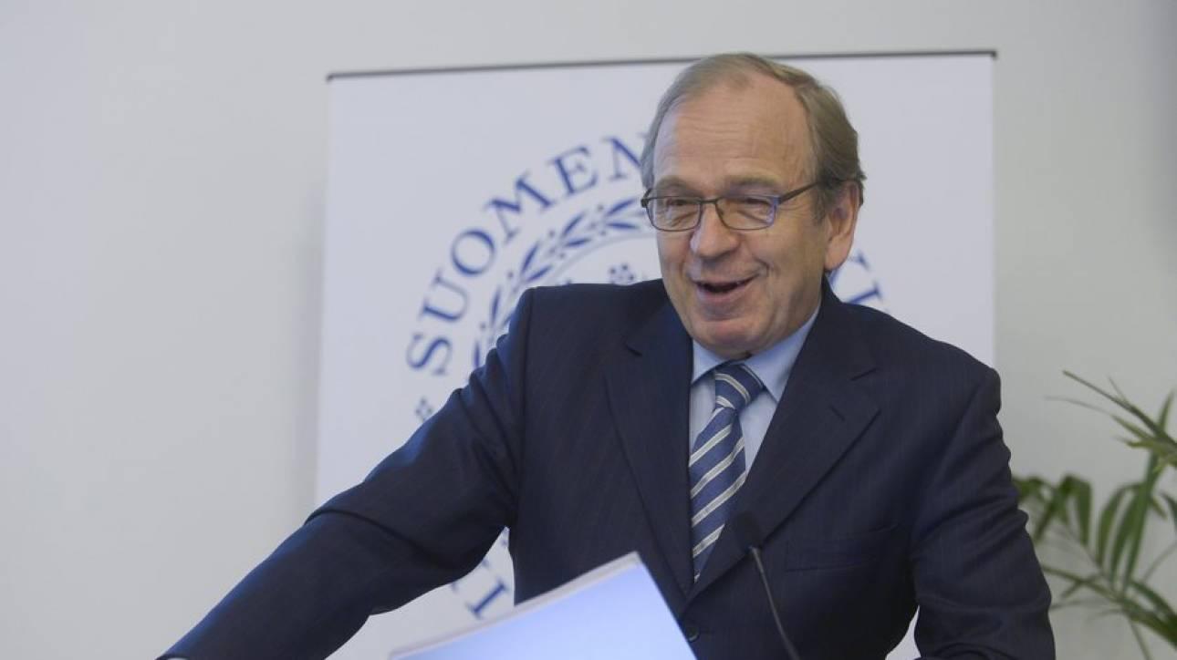 ΕΚΤ: Ο Έρκι Λιικάνεν κερδίζει έδαφος στην κούρσα διαδοχής του Μάριο Ντράγκι