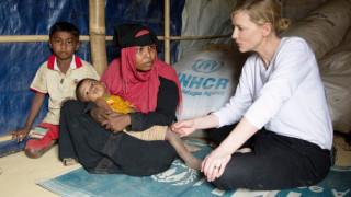 Αποτύχαμε! Κέιτ Μπλάνσετ καλεί ΟΗΕ για τη γενοκτονία των Ροχίνγκια